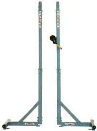 Acromat T Base Volleyball Posts