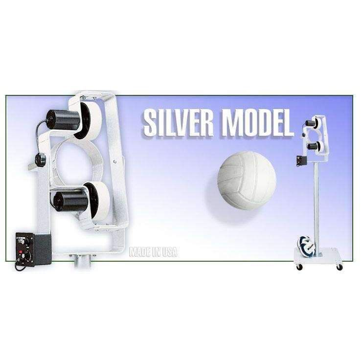 Sports Tutor Ball Machine - Silver Model
