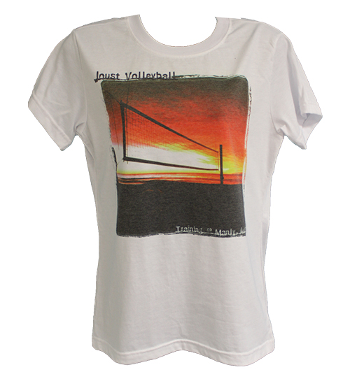 Joust Sunset T-Shirt - Womens