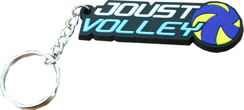Joust Volley Key Ring