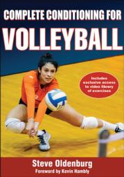 Book - Complete Conditioning For Volleyball