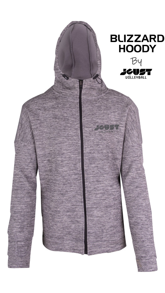 Joust Blizzrd Hoody - Grey - Mens