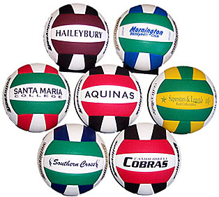 Joust Custom Made Volleyballs