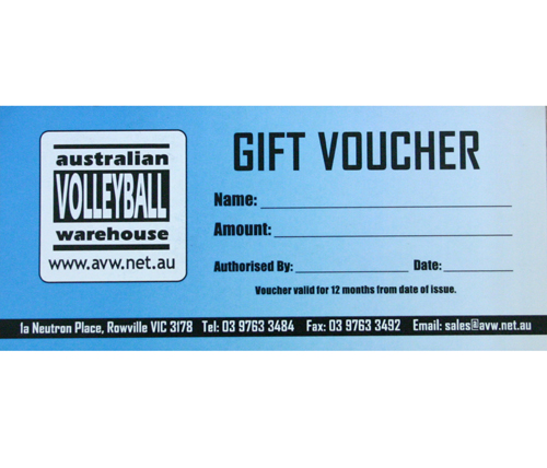$75 Gift Voucher Hard Copy